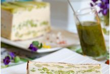French recipes / Deliciously French recipes, looking for lighter ideas and of course of divine treats!
