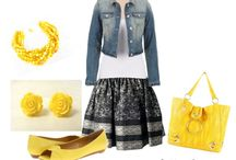 Fashion & Style I Like: Spring/Summer Wear / by Cheryl Ebbinghaus