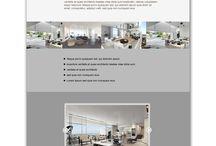 Új munkáim / Webdesign