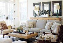living room / by Kristina Pipkin