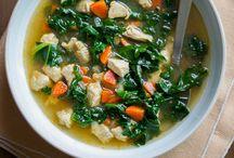 Recipes -soup
