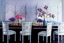 dinning room inspiration  / by Ayreen Khoury