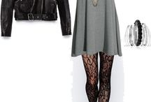 rags i like :3 / mainly Effy Stonem's style (i love it :D)