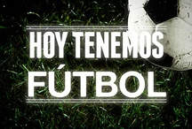 Porque amamos el fútbol