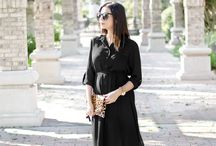 Pregnancy Office Style / What to wear to the office when you're pregnant