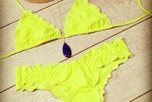 Yeah swimwear / Colores neón para el verano con Yeah! Sw