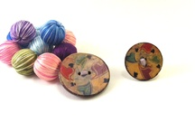 button sets