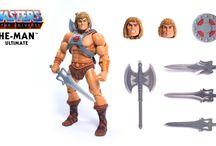 MOTU Classics Action Figures