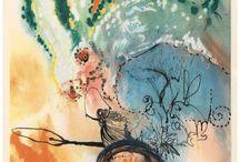 Alicja w Krainie Czarów wg. Salvadora Dali