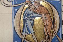 Ilustraciones medievales