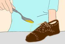 trucos para los zapatos