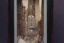 Unpacking Cornell's Naples / In this board, we take inspiration from Joseph Cornell's 1942 beautiful box construction (included below) – an imaginary trip to Italy made from the artist's Queens studio in New York. / by Royal Academy of Arts