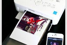 impresora de fotos instantanea