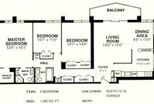 3 Bedroom Floorplans / All of our 3 bedroom floorplans