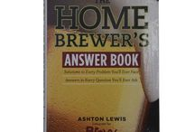 Books for Beer Lovers / A collection of books for those who love brewing and drinking beer.