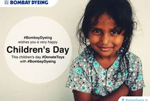 Children's Day Celebration with Bombay Dyeing