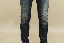 #DENIM / Jeans & denim