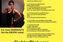fighter diet