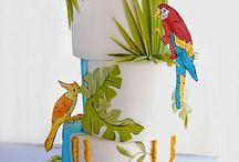 Paradise Birds Theme