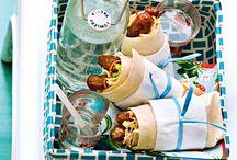 Food - snacks/starters/kids