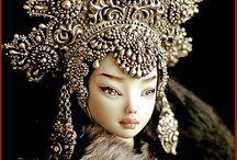 enchanted dolls