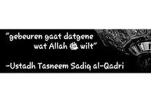 -Ustadh Tasneem Sadiq al-Qadri / Op deze pagina zijn alle islam-gerelateerde activiteiten bijeengebracht van Ustadh Tasneem Sadiq al-Qadri. •  http://www.minhaj.nl/  •  https://m.facebook.com/ustadhtasneem/