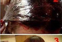 Mascarilla para dar brillo al cabello