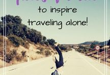 Solo travels