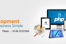 Web Design and Development- Zinavo /  Zinavo has a team of professional engineers to mix up the power of creativity with your business.
