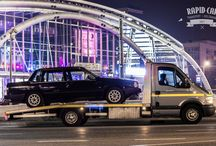 Pomoc Drogowa Katowice / Najlepsza pomoc drogowa w mieście!