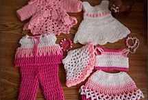 Go crochet.....dolls and toys / by christine gray