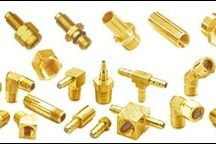 Pipe Fittings / We are the prominent manufacturer, exporter and supplier of Brass Sanitary fittings; these are easily available at very reasonable price in global market.
