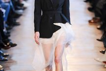NYFW 2014 / The best of NYFW 2014. Read our #DonnaKaran #NYFW article here: http://whitewaydelivers.socialtuna.com/new-york-fashion-week-donna-karan/
