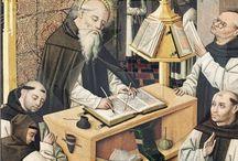 Scriptorium and Calligraphy