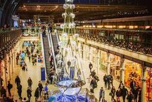 St Pancras | Christmas / Pictures of the best time of year being celebrated at St Pancras International