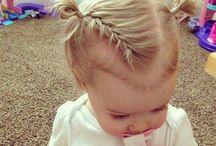 baby hairs