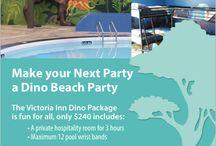 Pool Parties at Victoria Inn Winnipeg