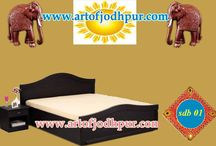 furniture online jodhpur sheesham wood storage double beds / for more details:  email: aajodhpur@gmail.com  phone: 94141 41418