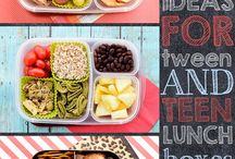 Kids or adult lunch box ideas