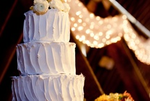 Buttercream: 2013 Top Wedding Cake Trends / by Sweet Grace, Cake Designs