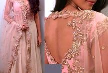 blouse pink work