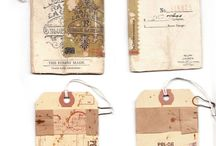 hang tags & packaging / by Julia Heglund