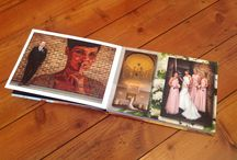 GraphiStudio Storybook Wedding Albums by Paul Callaghan Photographer / #weddingalbums #graphistudio #storybookweddingalbums #weddingphotographers #paulcallaghanphotography