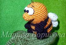 HRAČKY - včelky