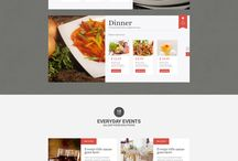 Food & Restaurant / Websites,apps,design,inspiration