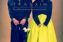 #uptwonmeetsdowntown / a new fashion brand