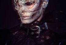 Creative/Avant Garde Makeup Inspiration / by Rebecca Yeates