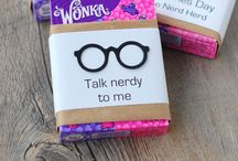 Nerd Birthday Party / by Keesia Wirt