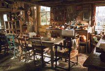 Weasley's Burrow