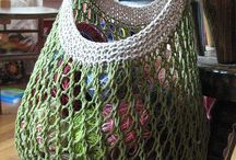 Crochet - Bags / by Angie Chrisman